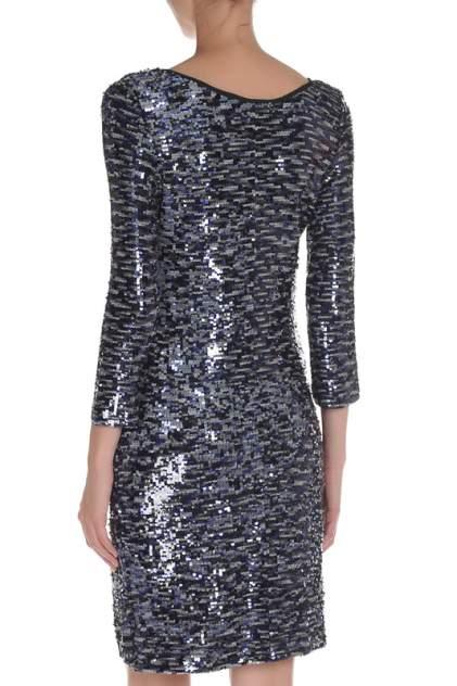 Платье женское PINKO TAG G86154606 черное 38 IT