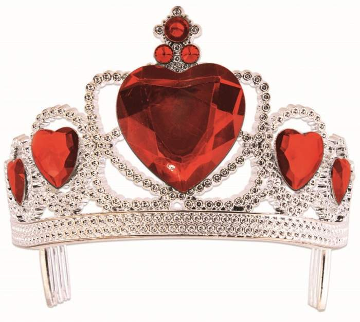 Корона императрицы (красная) Forum Novelties f80069