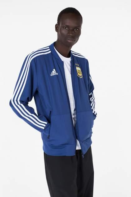 Бомбер мужской Adidas CF2636 синий 44