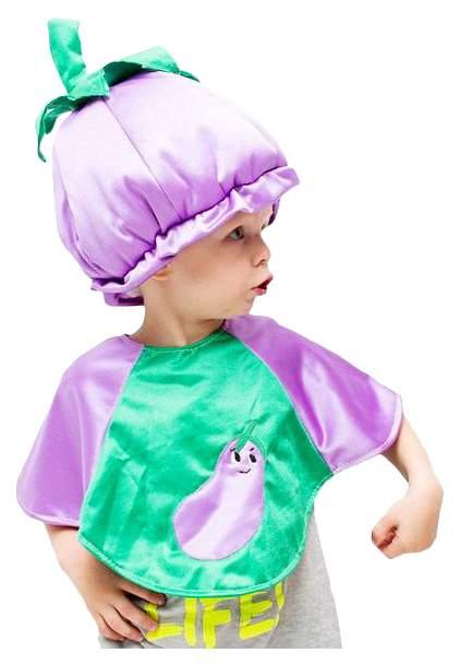 Карнавальный костюм Бока, цв. фиолетовый
