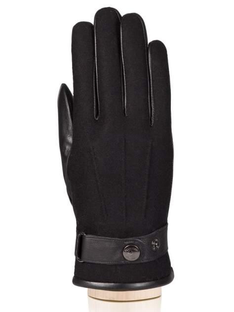 Мужские перчатки Eleganzza IS909, черный