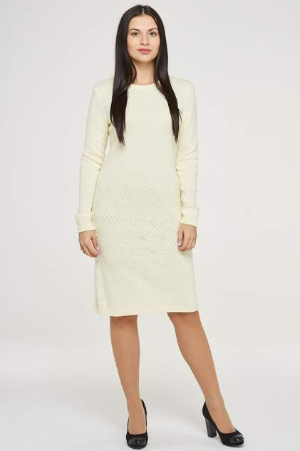 Женское платье VAY 182-2366, коричневый