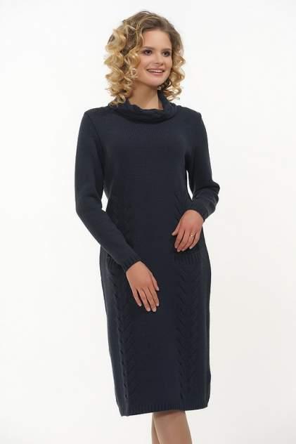 Платье женское VAY 2278 синее 54 RU
