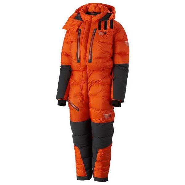 Комбинезон мужской Mountain Hardwear Absolute Zero® Suit темно-оранжевый, L