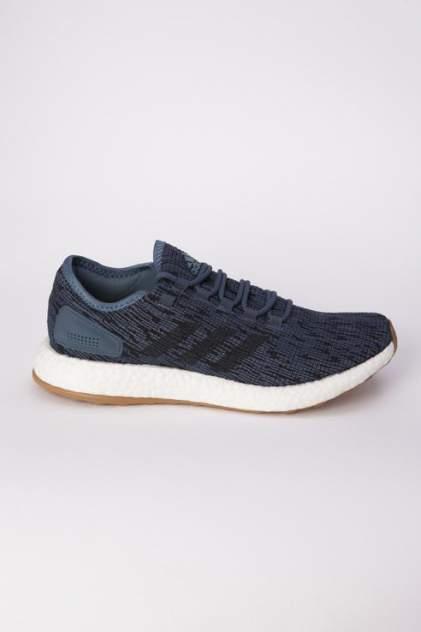 Кроссовки мужские Adidas для бега Pureboost серые 44 RU
