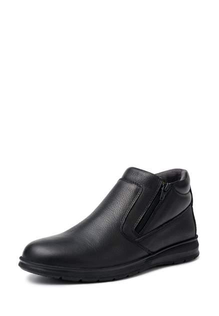 Ботинки мужские Alessio Nesca 26207020 черные 43 RU