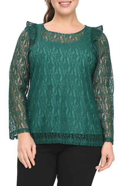 Женская блуза SVESTA Q2401VER, зеленый