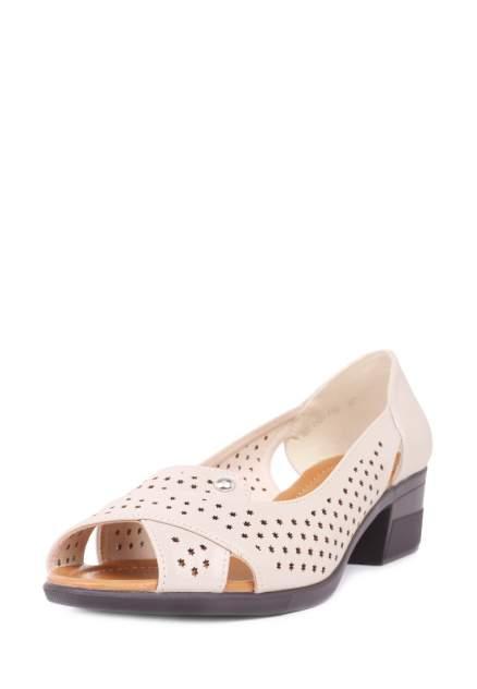 Туфли женские T.Taccardi 710017764, бежевый