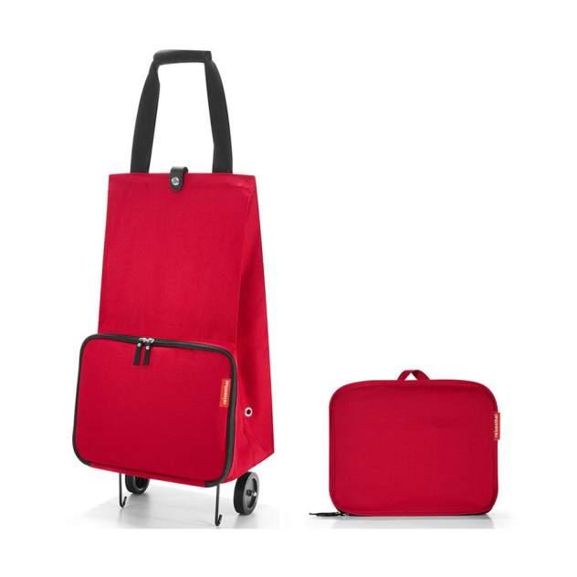 Дорожная сумка Reisenthel Foldable Trolley красная 66 x 29 x 27