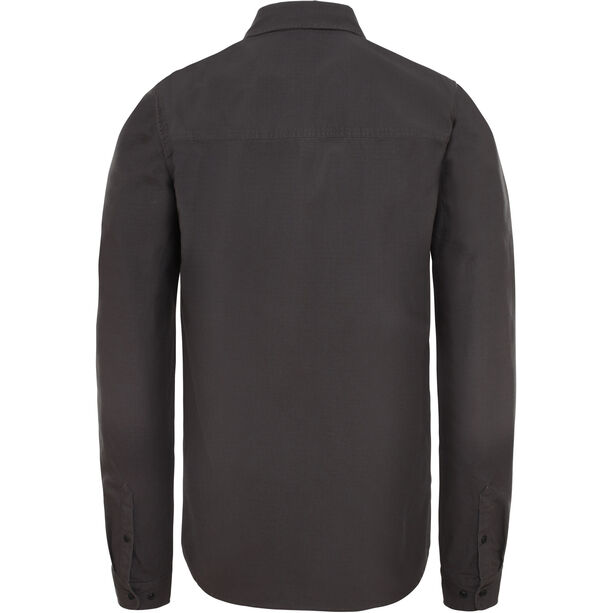 Рубашка The North Face LS Battlement Utility Shirt, asphalt grey, XL INT