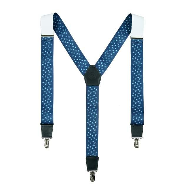 Подтяжки мужские Miguel Bellido 4001201 синие