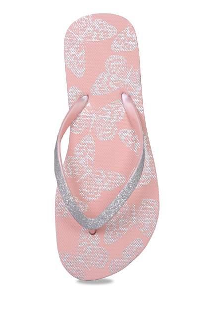 Шлепанцы женские T.Taccardi 00906590 розовые 38 RU