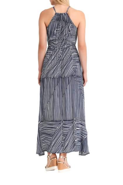 Платье женское Apart 48399 синее 38 DE