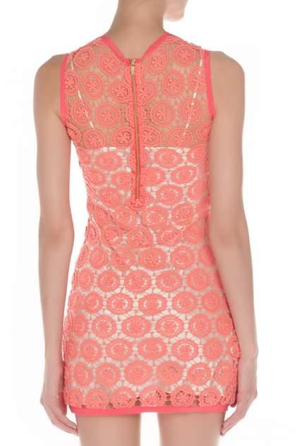 Платье женское PINKO TAG G86159507 розовое 38 IT