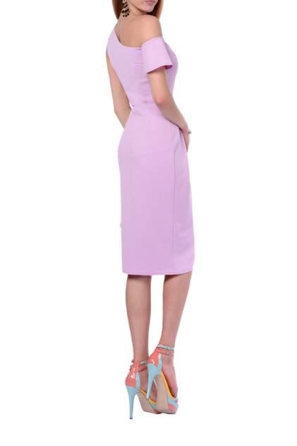 Платье женское FRANCESCA LUCINI F0713-3 фиолетовое 46 RU
