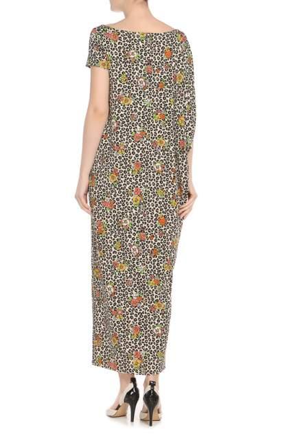 Платье женское Adzhedo 41251 бежевое 2XL
