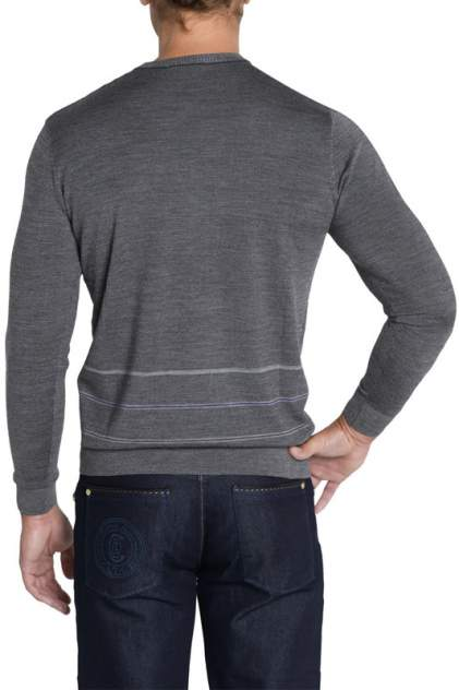 Джемпер мужской CUDGI CTF15-06 серый 56 IT