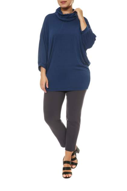Джемпер женский ARTESSA DG04424DBL06 синий 68 RU/70 RU