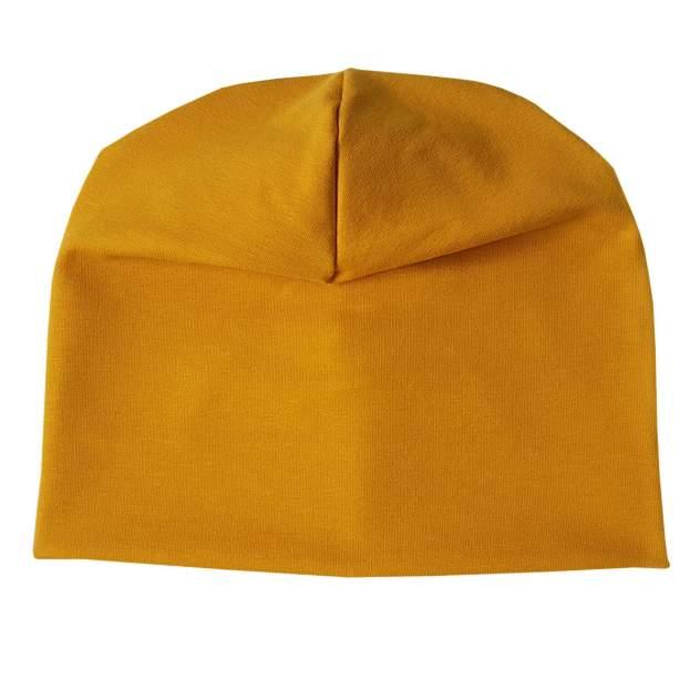 Шапка детская Папитто, цв. желтый р-р 48
