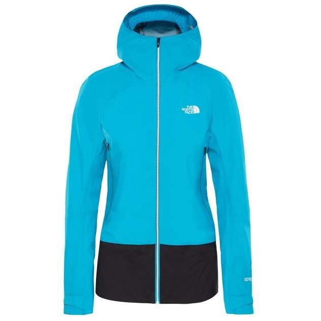 Спортивная куртка The North Face Shinpuru II, голубой, черный