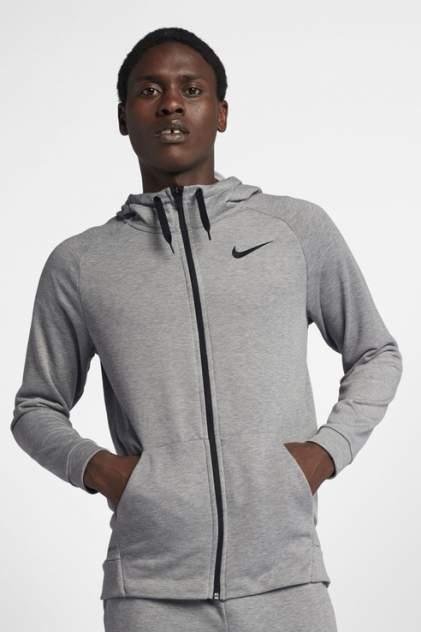 Толстовка мужская Nike 860465-063 серая S