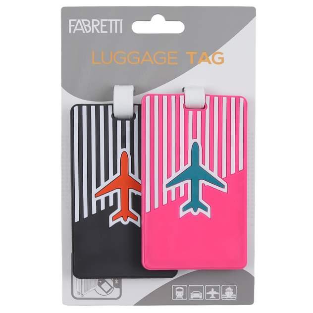 Бирка для багажа Fabretti 67569