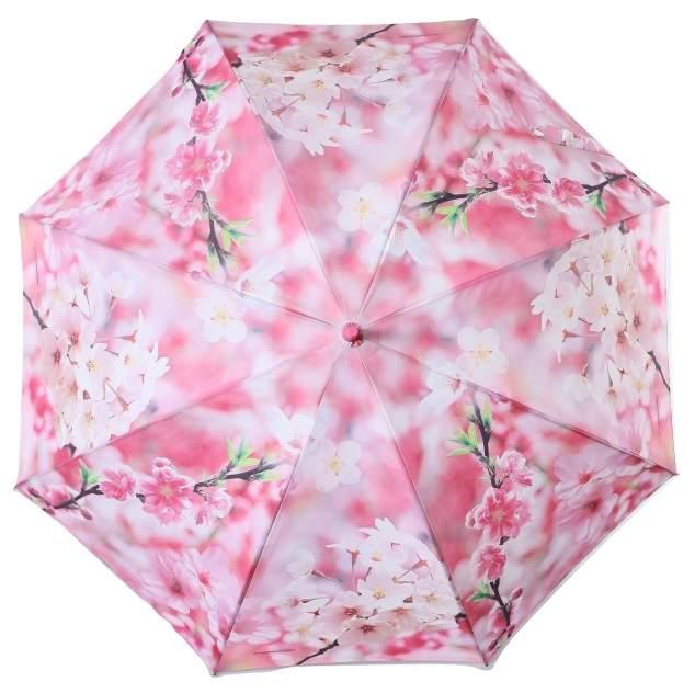 Зонт-трость женский автоматический ZEST 216255-55 розовый