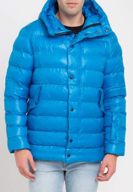 Пуховик мужской Parrey jacket mod1m синий XL