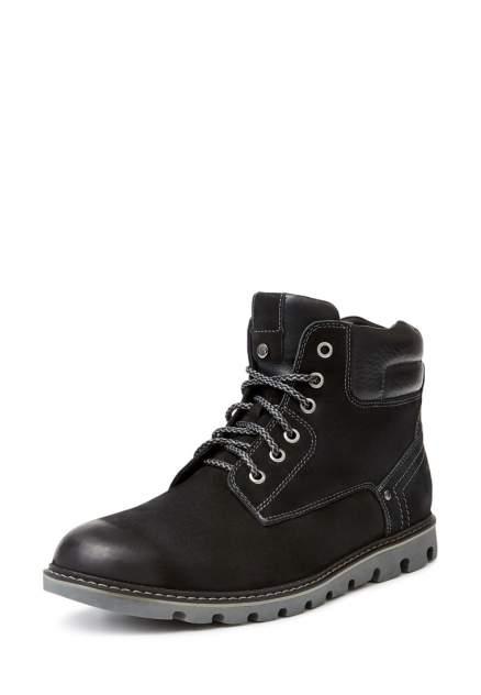 Мужские ботинки Alessio Nesca 261070A0, черный