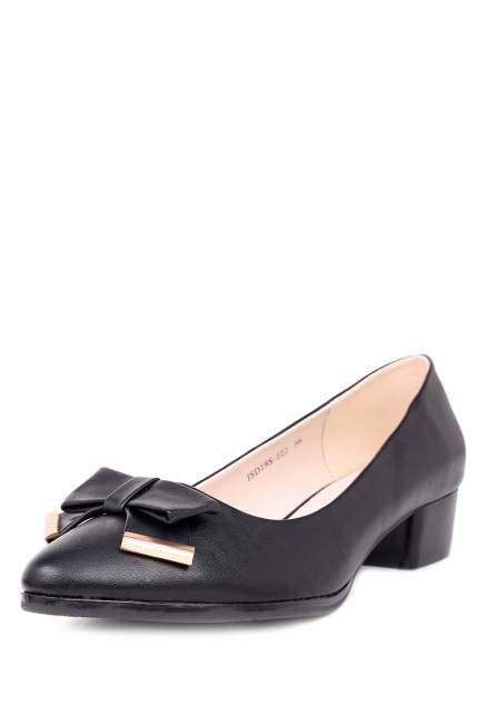 Туфли женские T.Taccardi 008060M0 черные 41 RU