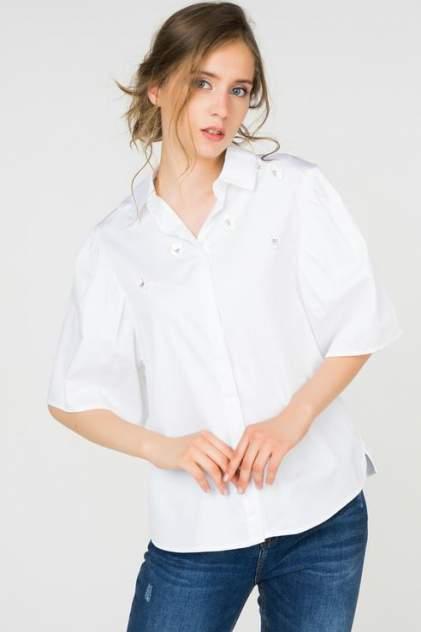 Блуза женская ZARINA 8225100329001 белая 44 RU