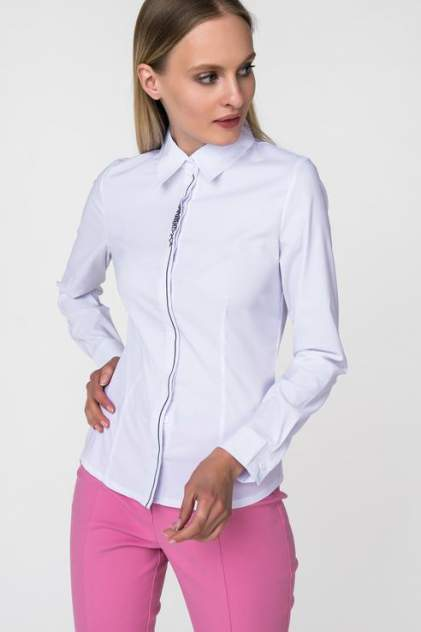 Рубашка женская Marimay 791 белая 46 RU