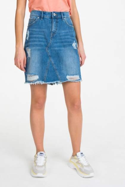 Женская юбка Blend She 20203200, синий