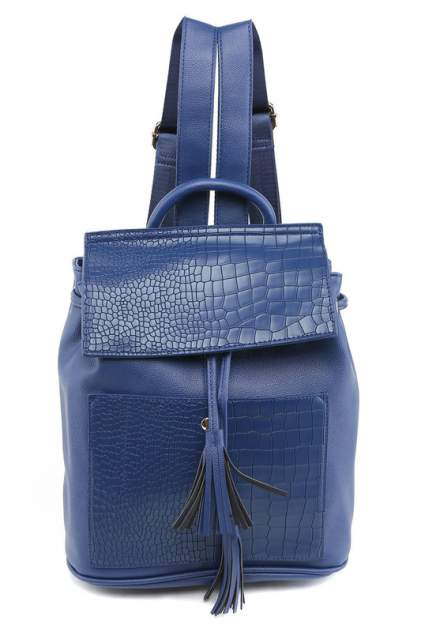 Рюкзак женский Baggini 40030/43 синий