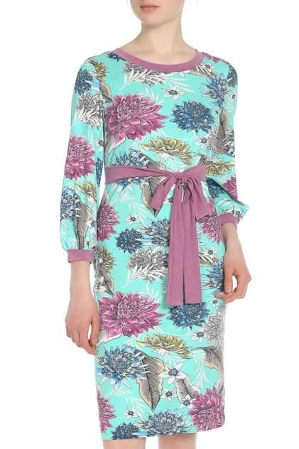 Платье женское Adzhedo 40473 зеленое 4XL