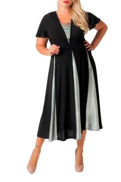 Платье женское Sparada ПЛ_ФИЕСТА_02 черное 58 RU