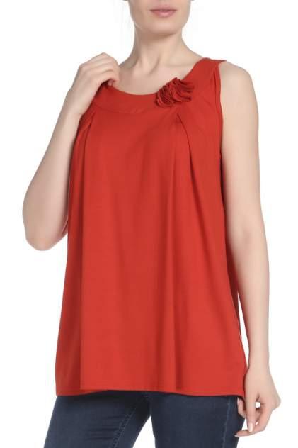 Блуза женская Nuova Vita 1380.02 красная 42 RU