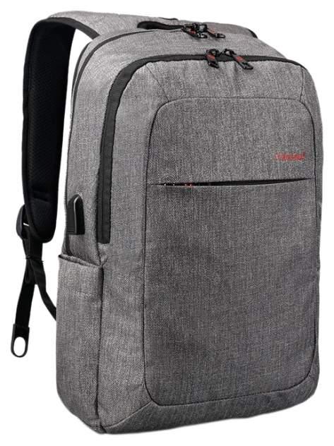 Рюкзак Tigernu T-B3090U светло-серый 15 л