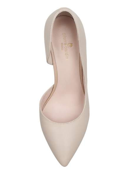 Туфли женские Pierre Cardin 710017747 бежевые 35 RU