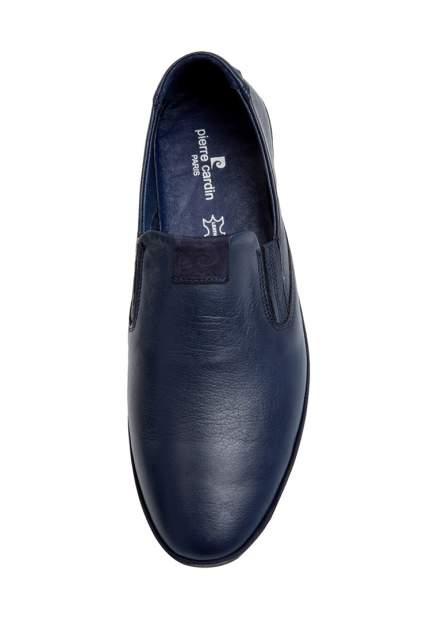 Туфли мужские Pierre Cardin 710017658 синие 43 RU