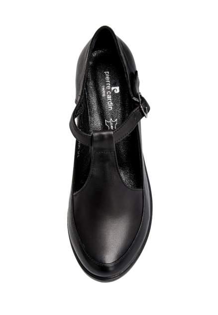 Босоножки женские Pierre Cardin 008067H0 черные 36 RU