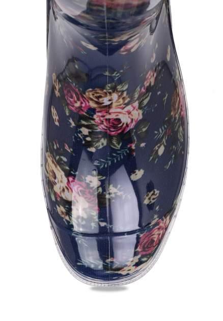 Резиновые сапоги женские T.Taccardi 02206050 разноцветные 38 RU