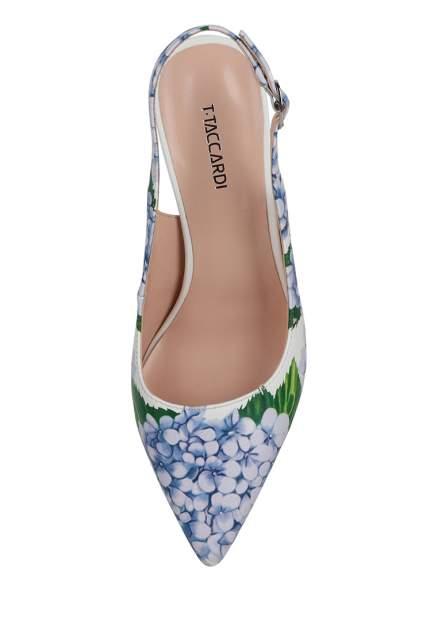 Туфли женские T.Taccardi 27306610 разноцветные 36 RU