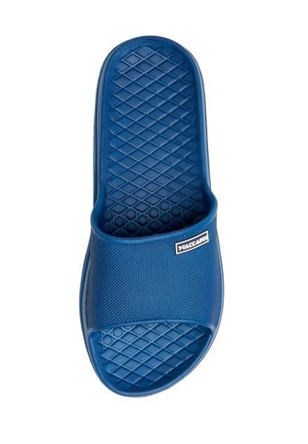Шлепанцы мужские T.Taccardi 93206020 синие 42 RU