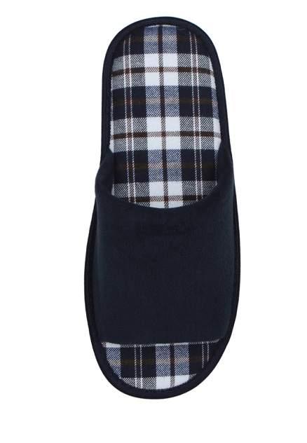 Шлепанцы мужские T.Taccardi 03006030 синие 40 RU