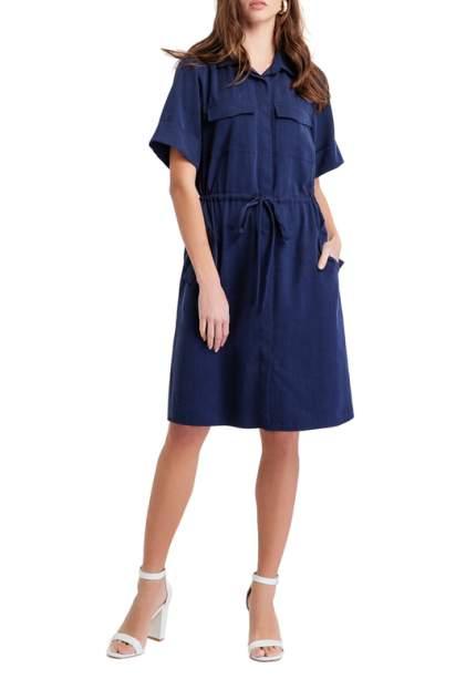 Платье женское BGN S19D204 синее 38 FR
