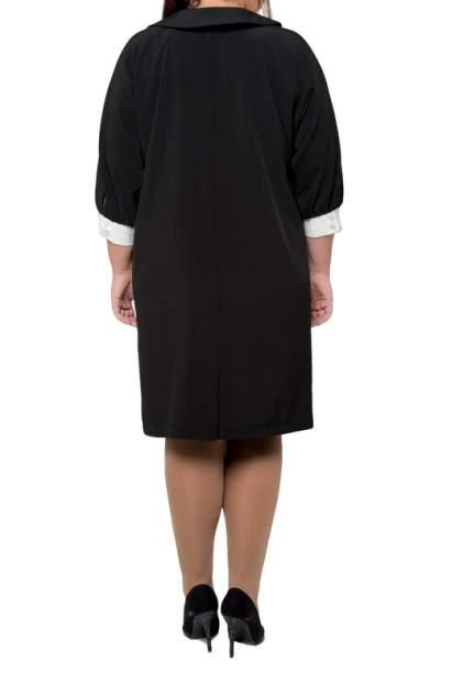 Платье женское KR 1523 черное 56 RU