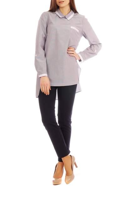 Рубашка женская Lamiavita ЛА-С675(01) голубая 50 RU