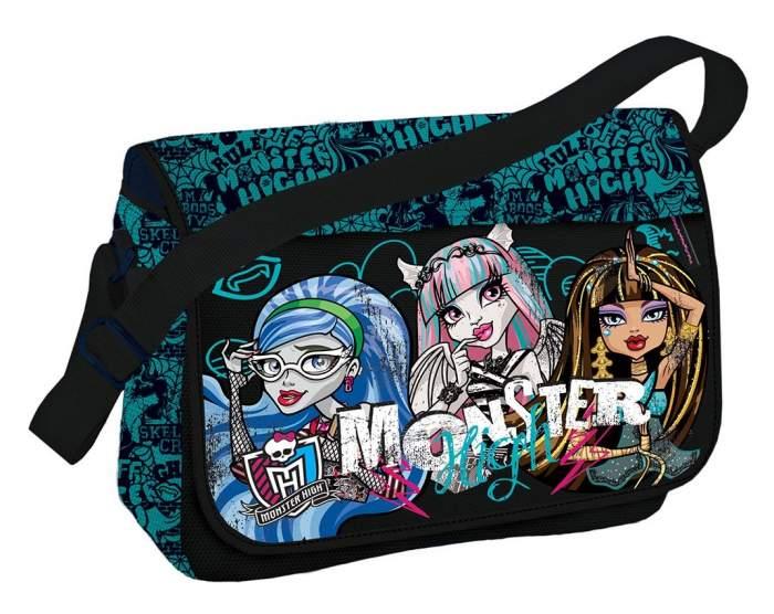 Сумка детская Kinderline Monster High MHBB-MT1-402