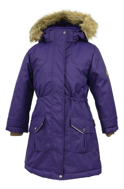 Куртка Huppa Mona темно-лилoвая р.128